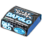Sticky Bumps Day Glo Cool/Cold Surf Wax - Blue