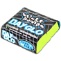 Sticky Bumps Day Glo Cool/Cold Surf Wax - Yellow