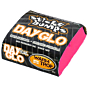 Sticky Bumps Day Glo Warm/Tropical Surf Wax - Pink