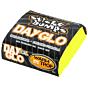 Sticky Bumps Day Glo Warm/Tropical Surf Wax - Yellow