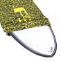 FCS Stretch Shortboard Surfboard Cover - Ice Yellow