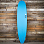 Torq Longboard 8'6 x 22 1/2 x 3 1/8 Surfboard - Blue - Bottom