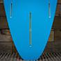 Torq Longboard 8'6 x 22 1/2 x 3 1/8 Surfboard - Blue - Fins