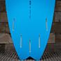Torq Mod Fish 6'6 x 21 x 2 5/8 Surfboard - Blue - Fins