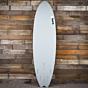 Torq Mod Fish 7'2 x 22 1/2 x 3 Surfboard - Grey/White - Bottom