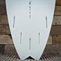 Torq Mod Fish 7'2 x 22 1/2 x 3 Surfboard - Grey/White - Fins