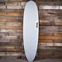 Torq Mod Fun 7'4 x 22 x 3 Surfboard - Grey/White - Bottom