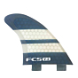 FCS Fins - V2 PC Tri-Quad - Silk