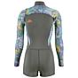Patagonia Women's R1 Lite Yulex 2mm Long Sleeve Chest Zip Spring Wetsuit