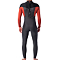 Rip Curl Dawn Patrol 3/2 Back Zip Wetsuit - Burnt Orange