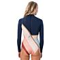 Rip Curl Women's G-Bomb 1mm Long Sleeve Back Zip Spring Wetsuit - Cheeky Cut
