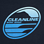Cleanline Youth New Rock Hoody - Blue Fade