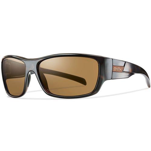 Smith Polarized Frontman Sunglasses - Tortoise/Chromapop Brown