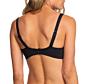 Roxy Women's Beach Classic Swimsuit - True Black - top back